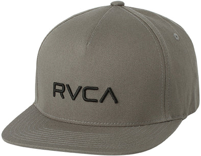 RVCA Mens RVCA Sport Flexfit Hat MAHWQRSF - The Smooth Shop