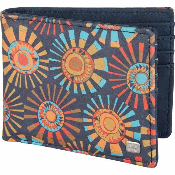 Billabong Mens Tides Wallet MAWTNBTI - The Smooth Shop
