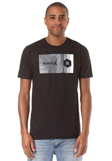 Hurley Mens Double Standard T-Shirt MTS0024630 - The Smooth Shop