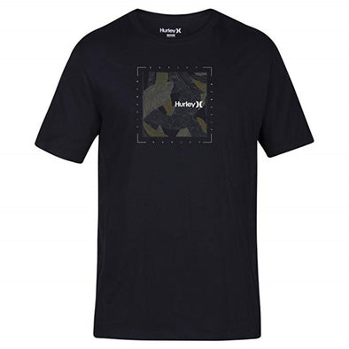 Hurley Mens Golden Core Short Sleeve T-Shirt MTS0025150 - The Smooth Shop