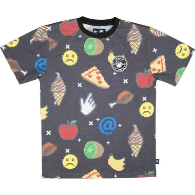 Neff Boys Digytize T-Shirt 15H31002 - The Smooth Shop