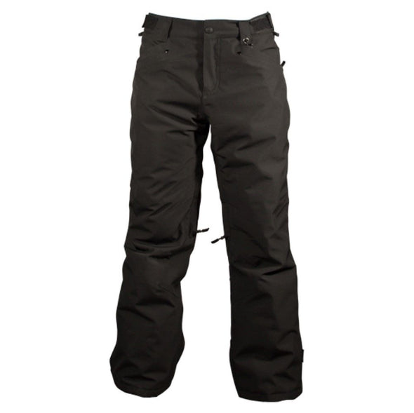 Neff Boys Youth Jack Snowboarding Pants 15F61004, Black, MR - The Smooth Shop