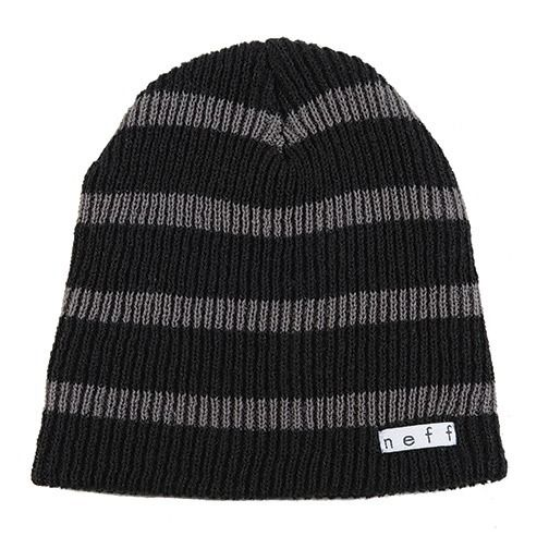 Neff Daily Stripe Beanie NF00007 - The Smooth Shop