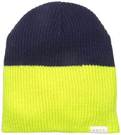 Neff Men's Duo Beanie 15F03012 - The Smooth Shop