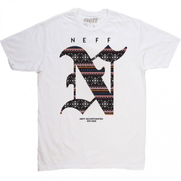 Neff Mens Skull Isle Short Sleeve T-Shirt 14H29015 - The Smooth Shop
