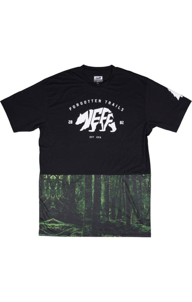Neff Men's Trails Short Sleeve T-Shirt 15H26001 - The Smooth Shop