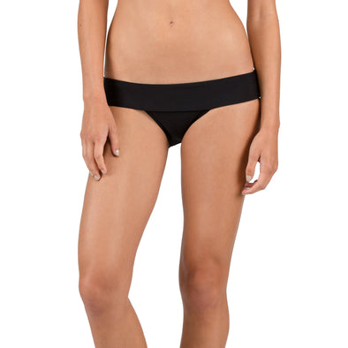 Volcom Womens Simply Solid Modest Bottoms O2811700 - The Smooth Shop