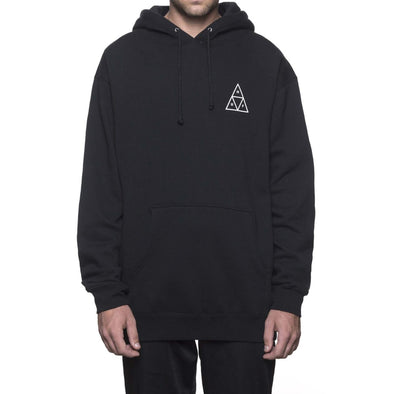 Huf Mens Essential Triple Triangle Pullover Hoodie - The Smooth Shop