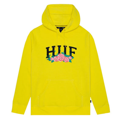 HUF CITY ROSES P/O HOODIE - The Smooth Shop