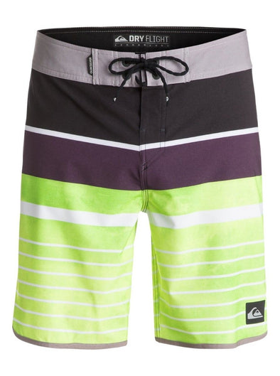 "Quiksilver Mens AG47 Everyday Scallop 19"" Boardshorts EQYBS03079 - The Smooth Shop"