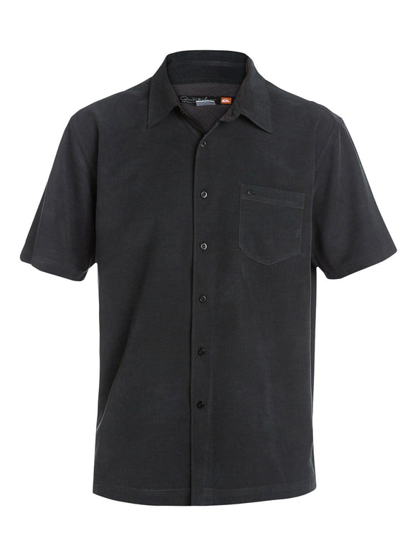 Quiksilver Mens Clear Days Short Sleeve Shirt AQMWT03107 - The Smooth Shop