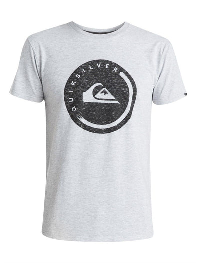 Quiksilver Mens Push It Modern Fit T-Shirt AQYZT03683 - The Smooth Shop