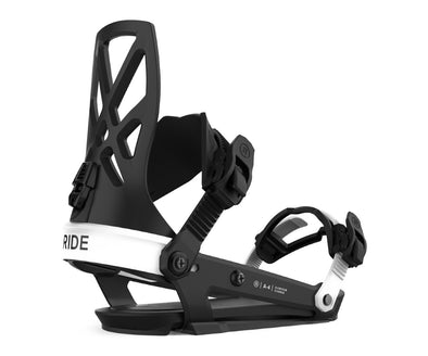 Ride Mens A-4 Classic Snowboard Bindings - The Smooth Shop