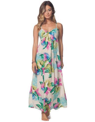 Rip Curl Womens Ophelia Maxi Dress GDRDF8 - The Smooth Shop