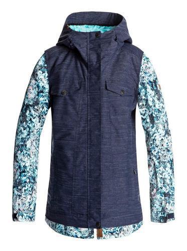 Roxy Womens Ceder Snow Jacket ERJTJ03113 - The Smooth Shop
