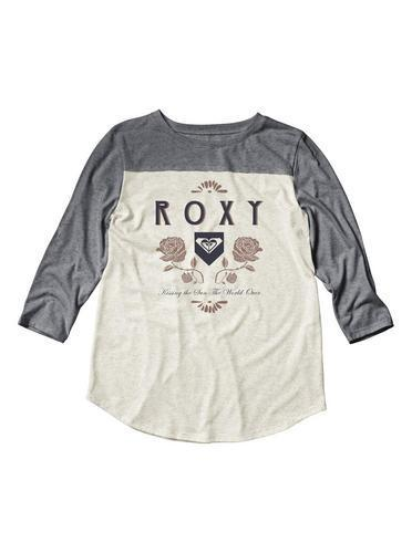 Roxy Womens Las Rosas Soccer Long Sleeve T-Shirt ARJZT04689 - The Smooth Shop