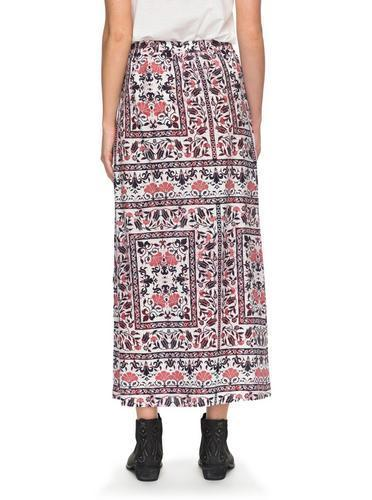 Roxy Womens Lost In My Mind Maxi Skirt ERJWK03032 - The Smooth Shop