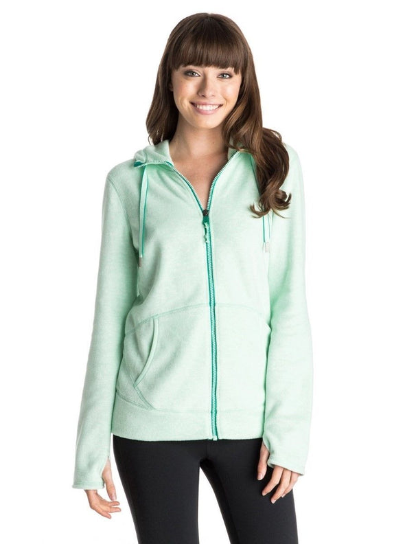 Roxy Womens Tranquility Full Zip Jacket ARJFT03134 - The Smooth Shop