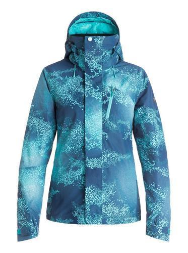 Roxy Womens Wilder Printed 2L Gore-Tex Snow Jacket ERJTJ03071 - The Smooth Shop