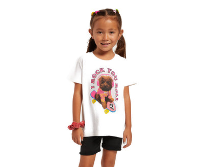 Volcom Girls Little Girls Last Party T-Shirt - The Smooth Shop