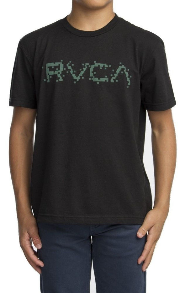 RVCA Boys Digi Big RVCA T-Shirt B600H00D - The Smooth Shop