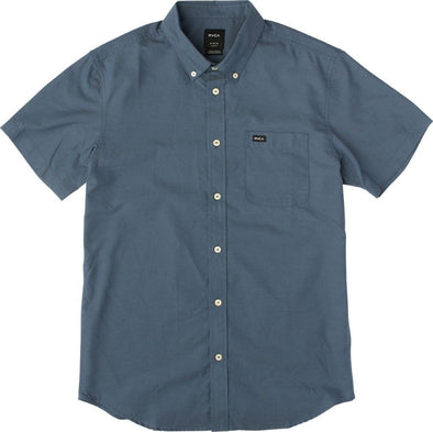 RVCA Boys That'll Do Oxford Shirt M3504TDS - The Smooth Shop
