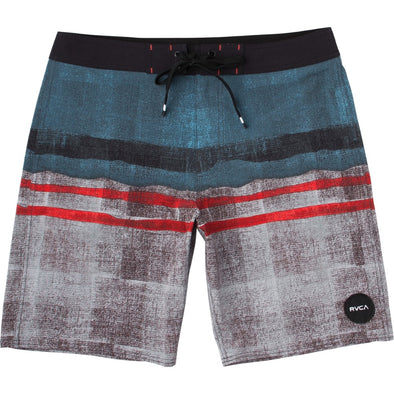 "RVCA Mens Barracuda 19"" Boardshorts ME102BAR - The Smooth Shop"