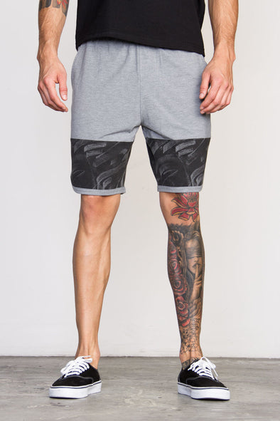 RVCA Mens Defer VA Sport Shorts VG206VDE - The Smooth Shop