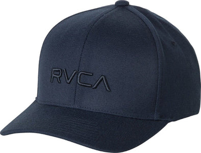 RVCA Mens Flex Fit Hat MHAHWRFF - The Smooth Shop