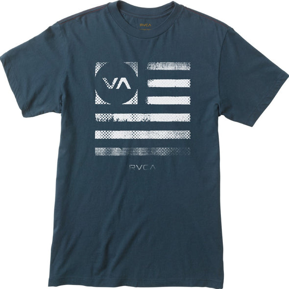 RVCA Men's Pride Short Sleeve T-Shirt M604CPRJ - The Smooth Shop