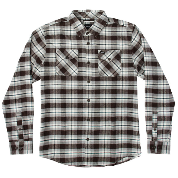 RVCA Mens That'll Work Flannel MG519TWF - The Smooth Shop