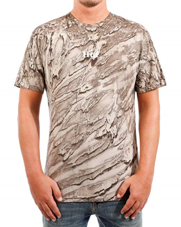 Huf Mens Ambush Tye Dye Rose TT Short Sleeve T-Shirt TS00298 - The Smooth Shop