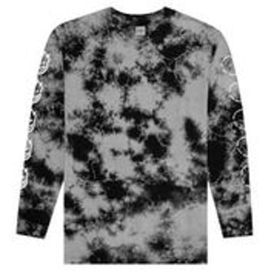 Huf Mens Spitfire Burn Faster Long Sleeve T-Shirt TS00653 - The Smooth Shop