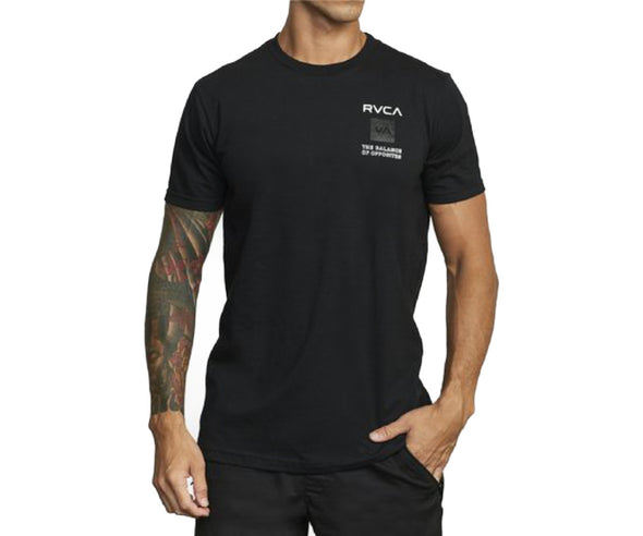 RVCA Mens Box Out T-Shirt - The Smooth Shop