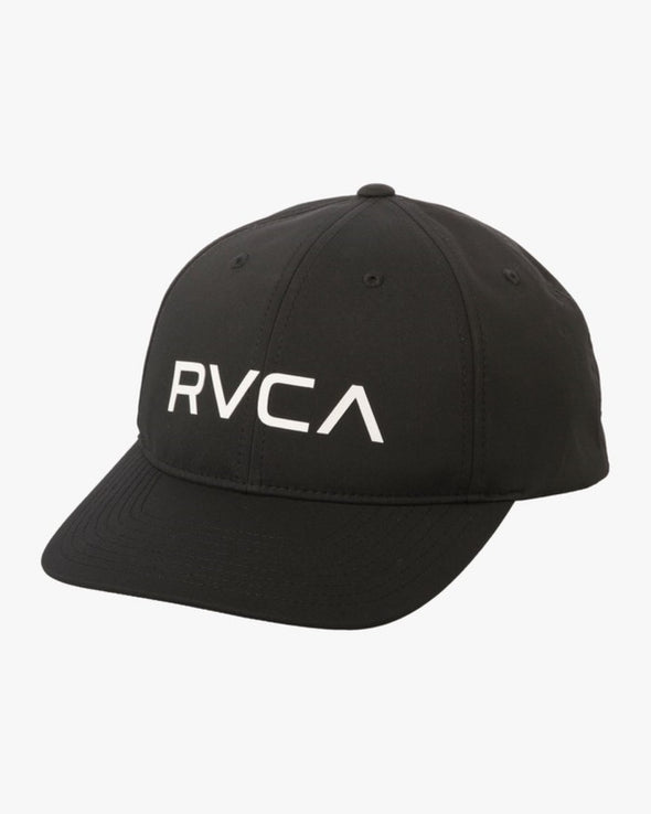 RVCA Mens VA Tech Quick Dry Hat - The Smooth Shop