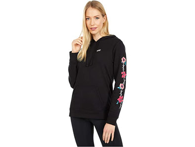 Vans Womens Barbed Floral Hoodie - The Smooth Shop