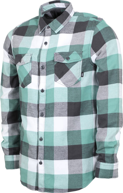 Vans Boys Box Flannel Shirt - The Smooth Shop