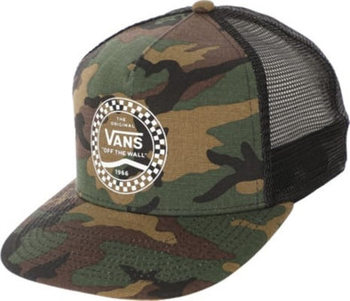 Vans Mens Wilbur Hat - The Smooth Shop