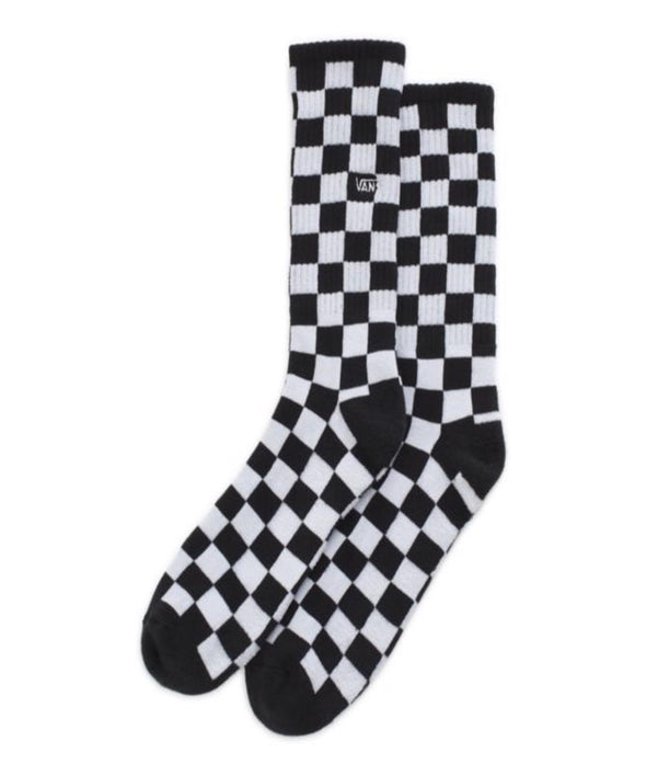Vans Boys Checkerboard Crew Socks - The Smooth Shop