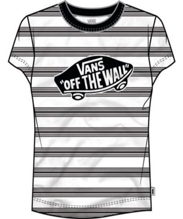 Vans Womens Introduction T-Shirt - The Smooth Shop