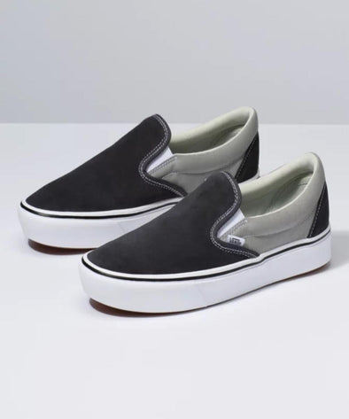 Vans Unisex Comfycush Slip On Shoes - The Smooth Shop