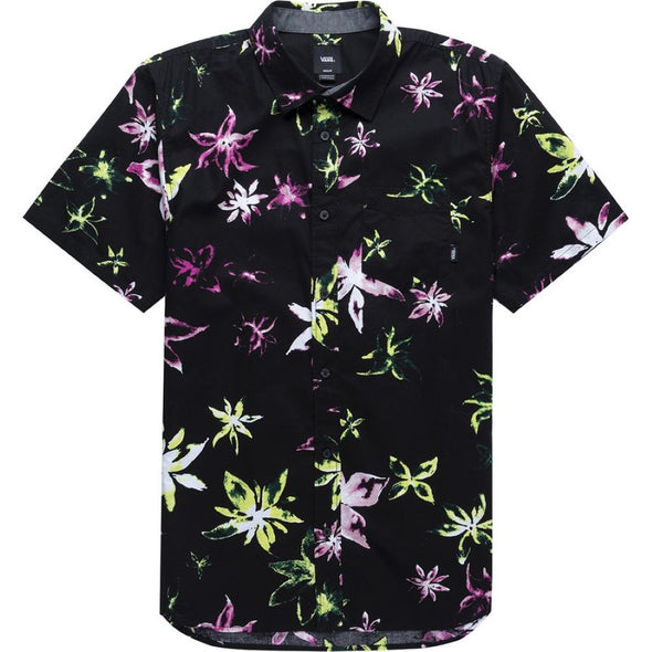 Vans Mens West Street Floral Shirt - The Smooth Shop