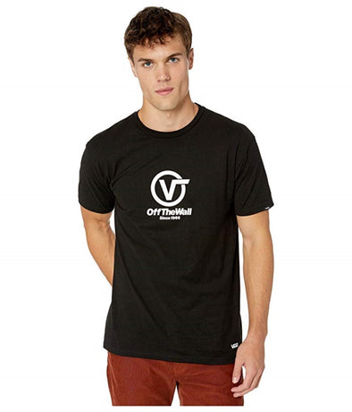 Vans Mens Distort Performance Short Sleeve T-Shirt - The Smooth Shop