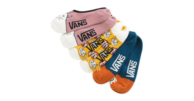 Vans Womens Best Bud Canoodle Socks 3 Pack - The Smooth Shop