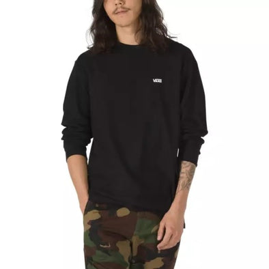 Vans Mens Left Chest Hit Long Sleeve T-Shirt - The Smooth Shop
