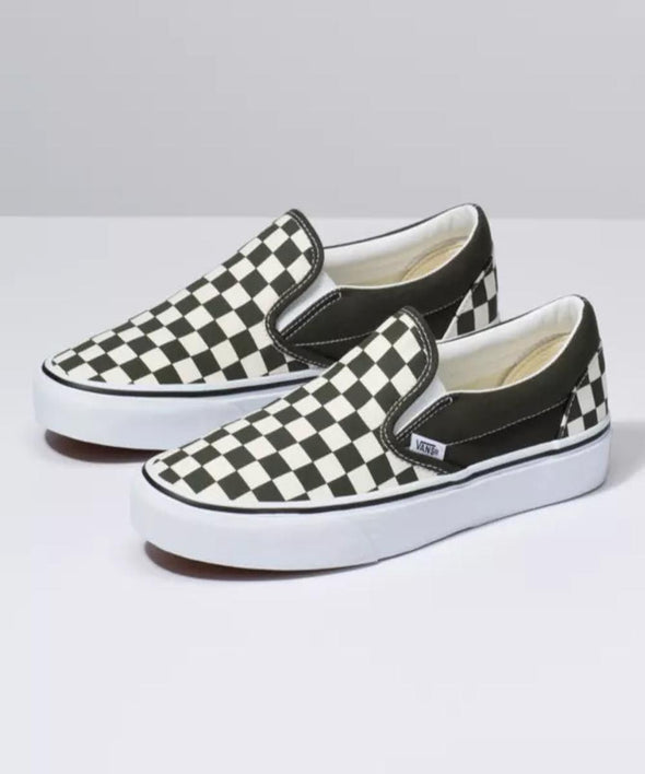 Vans Unisex Classic Slip On Shoes - The Smooth Shop