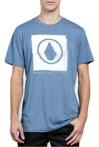 Volcom Mens Chop Stone T-Shirt A5741703 - The Smooth Shop