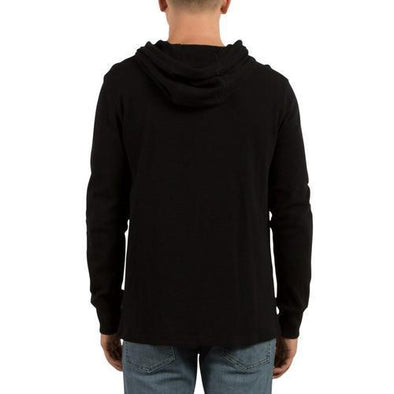 Volcom Mens Murphy Thermal Hoodie A5331700 - The Smooth Shop