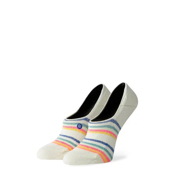 Stance Womens No Show Candy Stripe Socks - The Smooth Shop