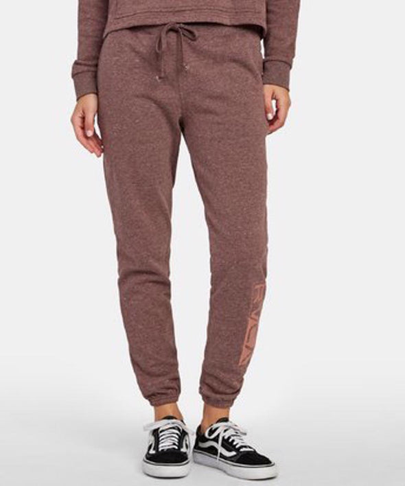 RVCA Womens Lateral RVCA Sweatpants - The Smooth Shop